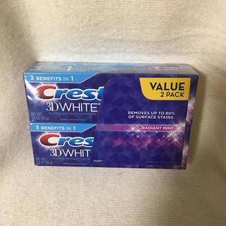 クレスト(Crest)のホワイトニング 歯磨き粉 crest(歯磨き粉)
