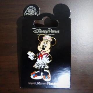 Disney - ディズニークルーズ限定 ミニー ピンバッジ