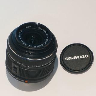 オリンパス(OLYMPUS)のオリンパス レンズ ジャンク品 14-42mm(レンズ(ズーム))