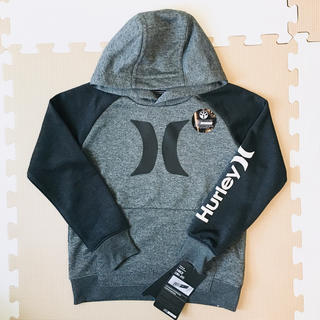 ハーレー(Hurley)の【新品タグ付】★Hurley★長袖薄手トレーナー★120★(Tシャツ/カットソー)