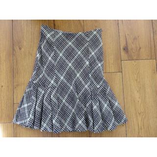 エニィスィス(anySiS)のanySiS マーメイドスカート Sサイズ(ミニスカート)