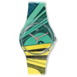 スウォッチ(swatch)のSWATCH スウォッチ 腕時計 ユニセックス SUOG107(腕時計(アナログ))