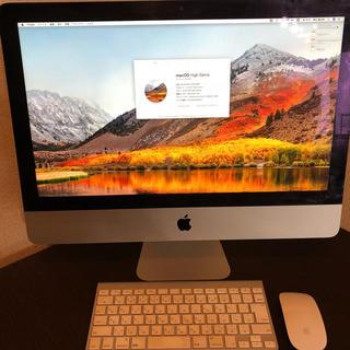 マック(Mac (Apple))の☆値下げ☆Apple iMac 21.5インチ 8GB 1TB Late2012(デスクトップ型PC)