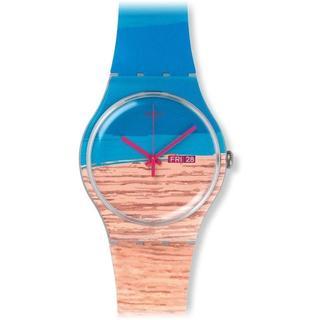 スウォッチ(swatch)のSWATCH スウォッチ 腕時計 ユニセックス SUOK706(腕時計(アナログ))