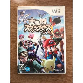 ウィー(Wii)のWii 大乱闘スマッシュブラザーズX (家庭用ゲームソフト)