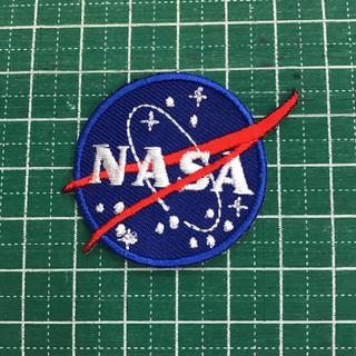 ナサ NASA☆アイロンワッペン