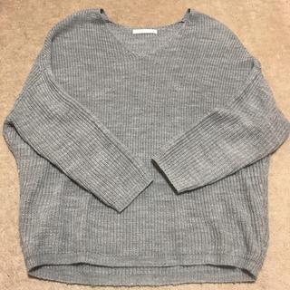 ゆったりセーター(マタニティトップス)