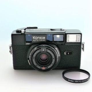 コニカミノルタ(KONICA MINOLTA)の♡HOLD♡コニカ Konica C35 AF2(フィルムカメラ)