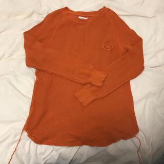 アンユーズド(UNUSED)のbukht サーマルニット(Tシャツ/カットソー(七分/長袖))