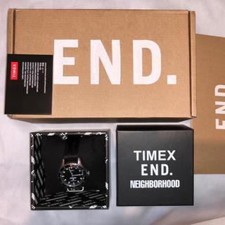 ネイバーフッド(NEIGHBORHOOD)のEND.×Timex×NBHD 1804 Watch ネイバーフッドタイメックス(腕時計(アナログ))