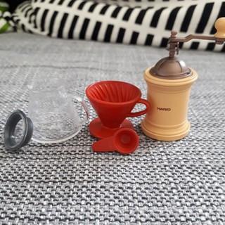 ミニチュア コーヒーセット(ミニチュア)
