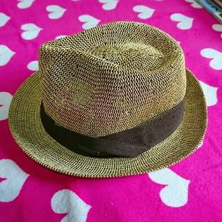 麦わら帽子 レディース(麦わら帽子/ストローハット)