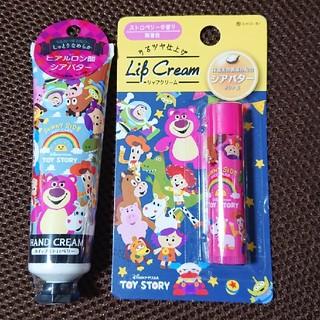 Disney - トイストーリー  リップクリーム  ハンドクリーム