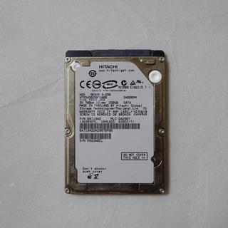 ヒタチ(日立)の日立 2.5インチ ハードディスク/HDD 250GB SATA 9.5mm(PCパーツ)