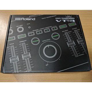ローランド(Roland)のRoland ローランド VT-4 Voice Transformer(キーボード/シンセサイザー)
