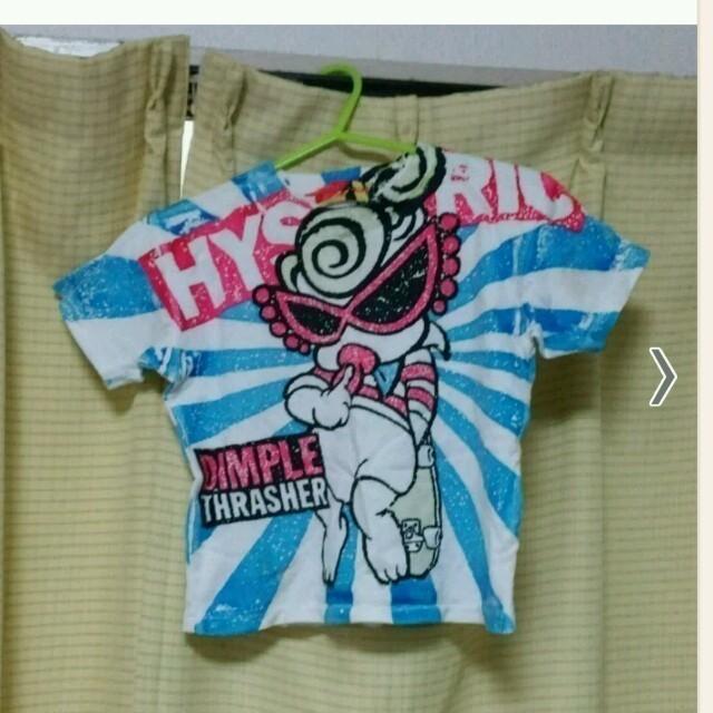 HYSTERIC MINI(ヒステリックミニ)のヒスミニTシャツ キッズ/ベビー/マタニティのキッズ服 男の子用(90cm~)(その他)の商品写真