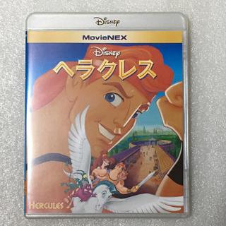ディズニー(Disney)のブルーレイのみ【ヘラクレス】国内正規版 純正ケース付き(キッズ/ファミリー)