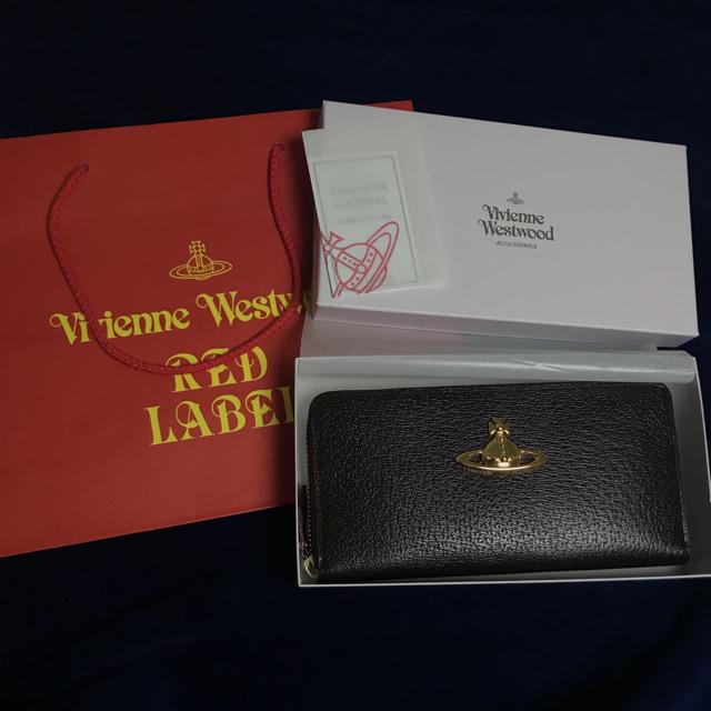 Vivienne Westwood(ヴィヴィアンウエストウッド)の【rin様専用】Vivienne Westwood 長財布 新品未使用 レディースのファッション小物(財布)の商品写真