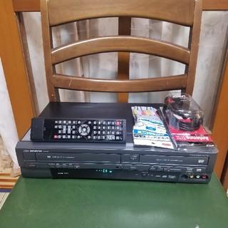 希少14年ダビング可!DXアンテナVHS/DVD一体型レコーダーDXR-160V(DVDレコーダー)