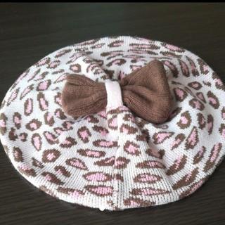 オリンカリ(OLLINKARI)のOLLINKARI ベレー帽(帽子)
