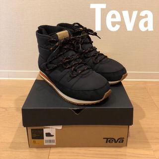 テバ(Teva)の【Teva テバ】レディース エンバーレース  ブラック(スニーカー)