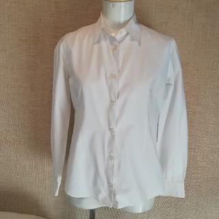 インディオ(indio)のIndio シャツ 白 ホワイトシャツ インディオ 綿 綿シャツ コットン(シャツ/ブラウス(長袖/七分))