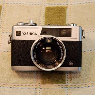 35mmフイルムカメラ YASHICA Electro 35GX です。(フィルムカメラ)