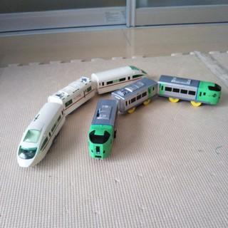 小田急ロマンスカー スーパー白鳥 車両 プラレール(鉄道)