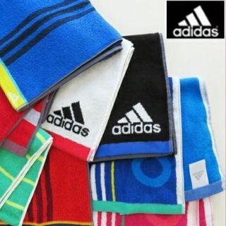 アディダス(adidas)のアディダス アクティブロングタオル マフラー・スリムスポーツタオル ジョイ(タオル/バス用品)