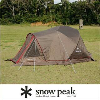 スノーピーク(Snow Peak)の ★snow peak スノーピーク ランドブリーズ4 (テント/タープ)