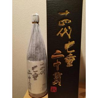 十四代 大人気最新詰め  七垂二十貫  【説明文必読】(日本酒)
