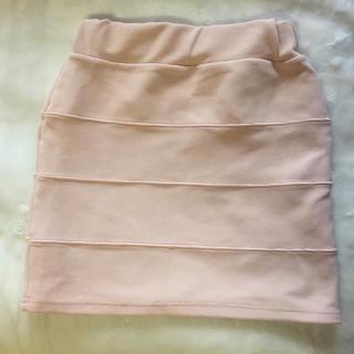スニープディップ(Sneep Dip)のSNEEP DIP ピンクミニスカート(ミニスカート)