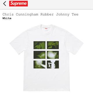 シュプリーム(Supreme)のsupreme chris cunningham rubber johnny (Tシャツ/カットソー(半袖/袖なし))