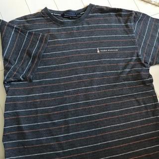 ハッシュパピー(Hush Puppies)のメンズL  Tシャツ(Tシャツ/カットソー(半袖/袖なし))
