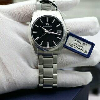 グランドセイコー(Grand Seiko)のグランドセイコー 未使用 sbgv223 gs GS Grand Seiko(腕時計(アナログ))