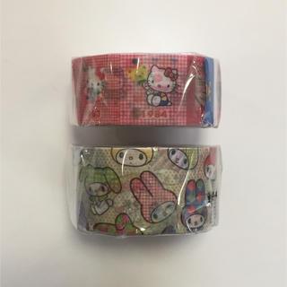 サンリオマスキングテープ2点セット(テープ/マスキングテープ)