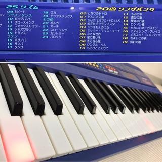 カシオ(CASIO)の全国送料無料!CASIO 49鍵盤 電子キーボード LK-20(キーボード/シンセサイザー)
