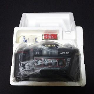 【未使用】Nishika N8000 3D フィルムカメラ(フィルムカメラ)