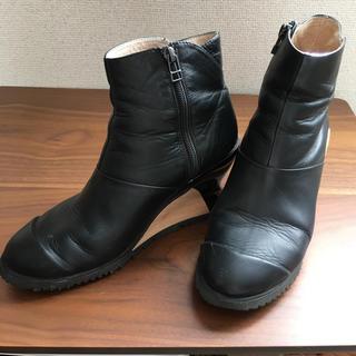 イッセイミヤケ(ISSEY MIYAKE)のイッセイミヤケ ブーツ(ブーツ)
