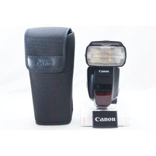 キヤノン(Canon)のキャノン スピードライト Canon SPEEDLIGHT 600EX-RT(ストロボ/照明)