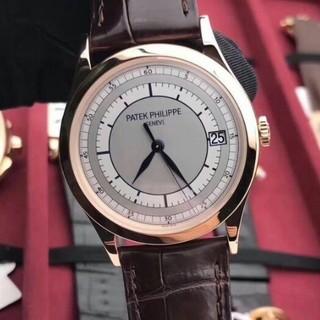パテックフィリップ(PATEK PHILIPPE)の パテック・フィリップ PATEK PHILIPPEカラトラバ5296R-001(腕時計(アナログ))