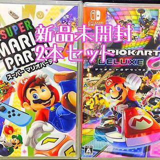 新品 マリオパーティー マリオカート8