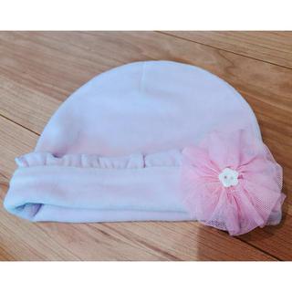 ニシキベビー(Nishiki Baby)のsweet girl帽子(帽子)