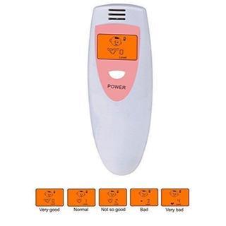 大人のエチケット 5段階 イラスト表示 デジタルブレスチェッカー(口臭防止/エチケット用品)