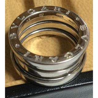 ブルガリ(BVLGARI)の値下げ!!正規品 ブルガリビーゼロワンリング(リング(指輪))