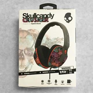スカルキャンディ(Skullcandy)のSkullcandy CRUSHER スカルキャンディクラッシャーヘッドホン(ヘッドフォン/イヤフォン)