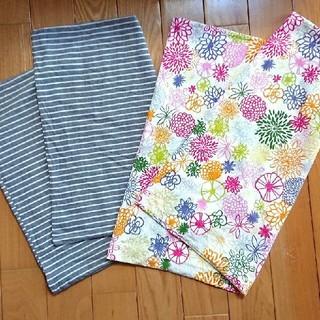 2セット 枕カバー 無印 イケア 綿(シーツ/カバー)