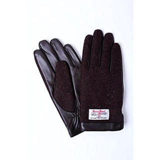 ハリスツイード(Harris Tweed)の【新品】Harris Tweed iTouch Gloves (手袋)