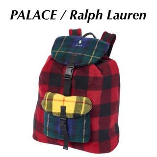 ラルフローレン(Ralph Lauren)のPalace Ralph Lauren Fleece Backpack (バッグパック/リュック)