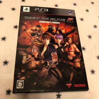 プレイステーション3(PlayStation3)のDEAD OR ALIVE5 コレクターズエディション(家庭用ゲームソフト)